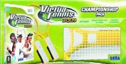 SEGA Virtua Tennis 2009 [Championship Pack] (Wii)