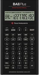 Texas Instruments BA II Plus Professional (TI015110)