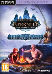 Paradox Interactive Pillars of Eternity The White March Part I-II Expansion Pass (PC)
