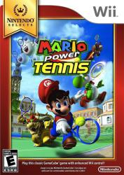 Nintendo Mario Power Tennis [Nintendo Selects] (Wii)
