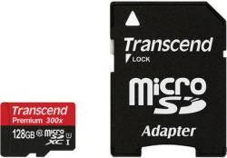 Transcend MicroSDXC 128GB C10/UHS-I TS128GUSDU1