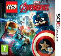 Warner Bros. Interactive LEGO Marvel Avengers (3DS)