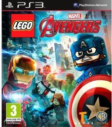 Warner Bros. Interactive LEGO Marvel Avengers (PS3)