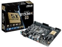 ASUS B150M-K D3