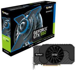 Palit GeForce GTX 950 StormX 2GB GDDR5 128bit PCIe (NE5X95001041-2063F)