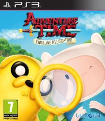 Little Orbit Adventure Time Finn & Jake Investigations (PS3)