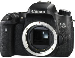 Canon EOS 760D + 10-18mm IS STM