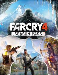 Ubisoft Far Cry 4 Season Pass DLC (PC)