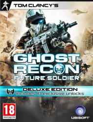 Ubisoft Tom Clancy's Ghost Recon Future Soldier [Deluxe Edition] (PC)