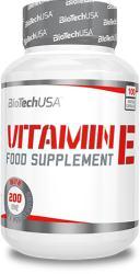 BioTechUSA Vitamin E kapszula - 100 db