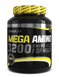 BioTechUSA Mega Amino 3200 (500db)