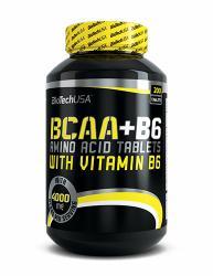 BioTechUSA BCAA+B6 (200db)