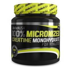 BioTechUSA 100% Micronized Creatine Monohydrate (500g)