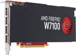 HP FirePro W7100 8GB GDDR5 PCIe (J3G93AA)