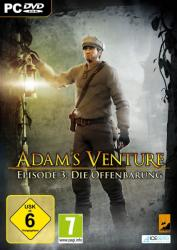 Soedesco Adam's Venture Chronicles (PC)
