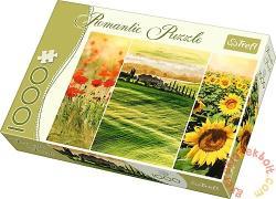 Trefl Romantic Puzzle - Toszkána 1000 db-os (10410)