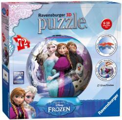 Ravensburger Jégvarázs 3D gömb puzzle 72 db-os (12164)