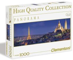 Clementoni Panoráma puzzle - Párizs 1000 db-os (39241)