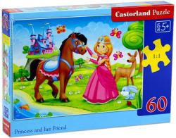 Castorland Hercegnő és barátai 60 db-os (B-06816)