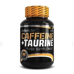 BioTechUSA Caffeine + Taurin (60 caps)