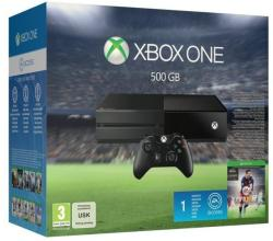 Microsoft Xbox One 500GB + FIFA 16