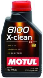 Motul 8100 X-clean 5W30 (5L)