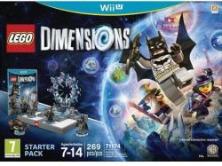 Warner Bros. Interactive LEGO Dimensions Starter Pack (Wii U)