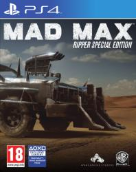 Warner Bros. Interactive Mad Max [Ripper Special Edition] (PS4)