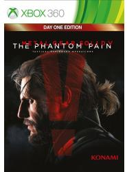 Konami Metal Gear Solid V The Phantom Pain [Day One Edition] (Xbox 360)