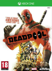 Activision Deadpool (Xbox One)
