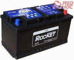 Rocket 95Ah 850A Jobb+ (AGM L5)