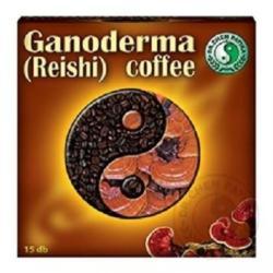 Dr. Chen Ganoderma Reishi kávé, instant, 15x12g