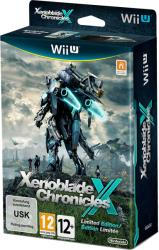 Nintendo Xenoblade Chronicles X [Limited Edition] (Wii U)