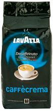 LAVAZZA Caffé Crema Decaffeinato, szemes, 500g