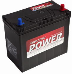 Electric Power 45Ah 330A Jobb+