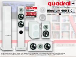 quadral RHODIUM 400 5.0