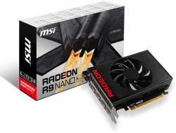 MSI Radeon R9 4GB HBM 4096bit PCIe (R9 NANO 4G)