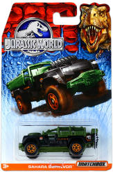 Mattel Matchbox - Jurassic World - Sahara Survivor