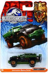 Mattel Matchbox - Jurassic World - Sahara Survivor