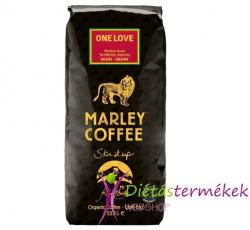 Marley Coffee One Love Medium, szemes, 227g