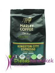 Marley Coffee Kingston City, szemes, 500g