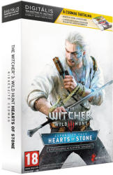 CD Projekt RED The Witcher III Wild Hunt Hearts of Stone (PC)