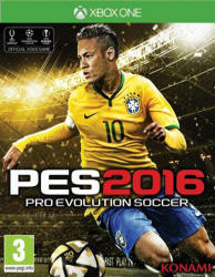 Konami PES 2016 Pro Evolution Soccer [Day One Edition] (Xbox One)