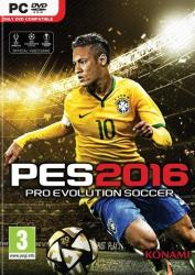 Konami PES 2016 Pro Evolution Soccer [Day One Edition] (PC)