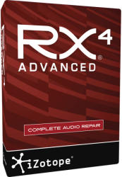 iZotope RX 4 Advanced from RX 1-3 Advanced