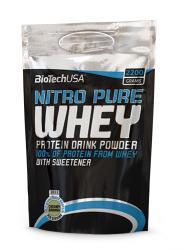 BioTechUSA Nitro Pure Whey - 2200g