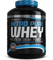 BioTechUSA Nitro Pure Whey - 2270g