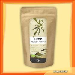 PlanetBIO Hemp Protein Powder - 400g