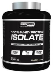 Fitness Authority Premium 100% Whey Protein Isolate - 2270g