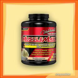 MuscleMaxx High Energy Protein Shake - 2220g